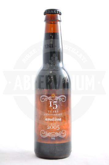 Birra Emelisse Imperial Russian Stout Kilchoman BA (15th Anniversary) 33cl