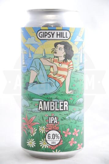 Birra Gipsy Hill Ambler lattina 44cl