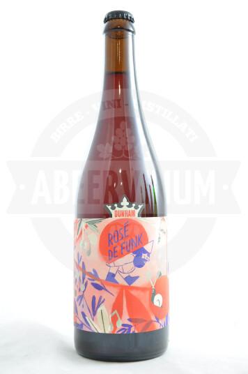 Birra Dunham Rosé de Funk 75cl