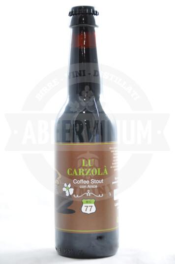 Birra Mc 77 Lu Carzolà bottiglia 33cl