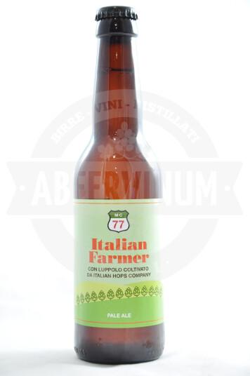 Birra Mc 77 Italian Farmer bottiglia 33cl