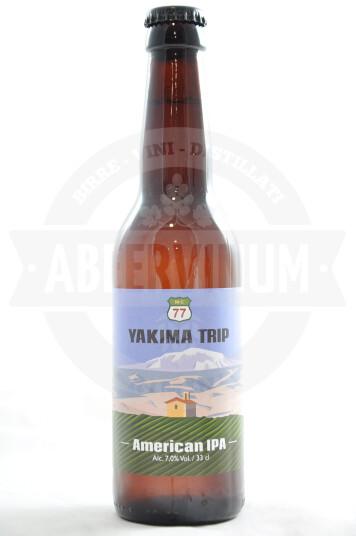 Birra Mc 77 Yakima Trip bottiglia 33cl