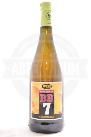 Birra Barley BB 7 2019 bottiglia 75cl