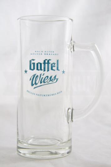 Boccale Birra Gaffel Weisse 30cl