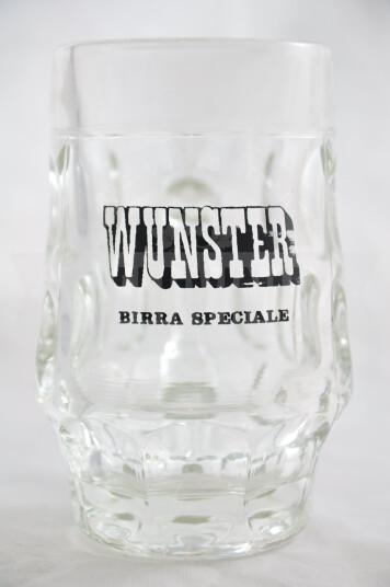 Boccale Birra Wunster 25cl