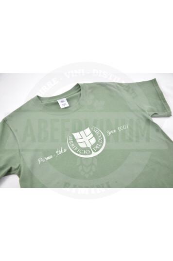 Maglietta Birrificio del Ducato S - Verde Militare
