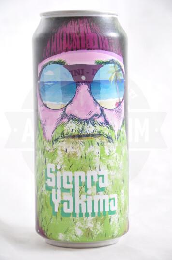 Birra Dunham Sierra Yakima lattina 47.3 cl
