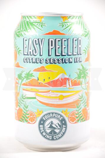 Birra Easy Peeler lattina 33cl