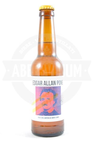 Birra Edgar Allan Pone 33cl