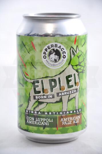 Birra Opperbacco EiPiEi lattina 33cl
