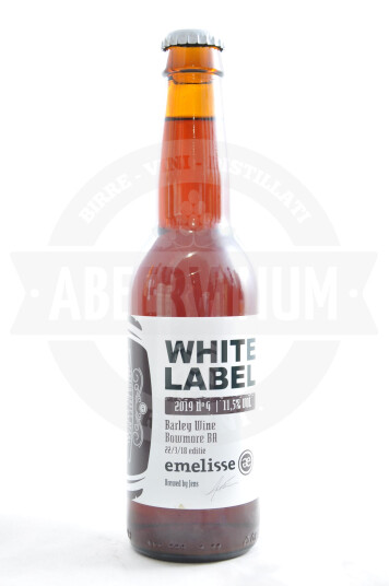 Birra Emelisse White Label Barley Wine Bowmore Barrel Aged 33cl