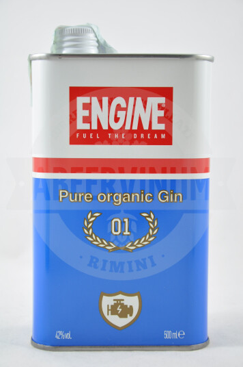 Gin Pure Organic 50cl - Engine