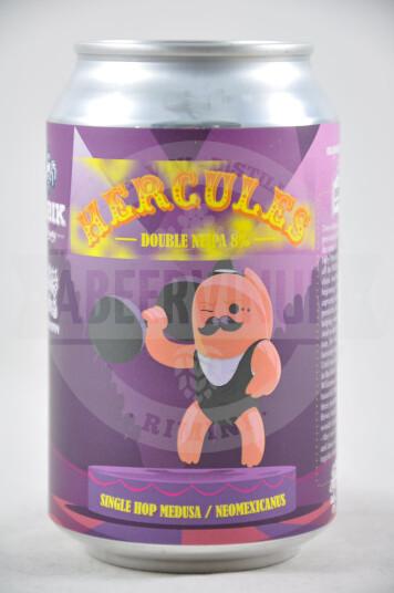 Birra Lobik Hercules lattina 33cl