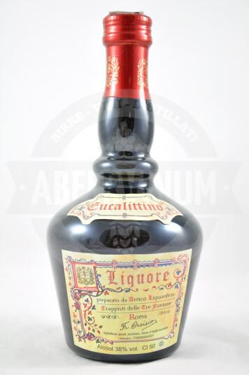 Liquore Amaro Eucalittino  Bottiglia Storica 50cl