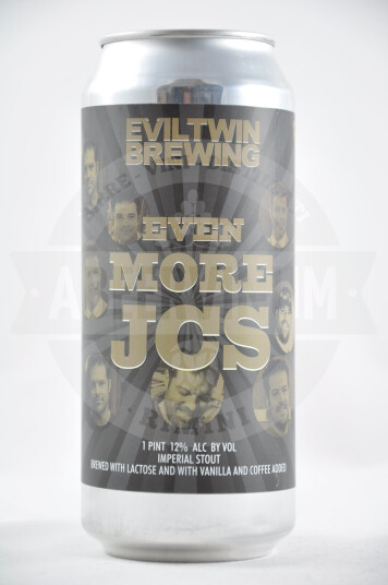Birra Even More JCS 47,3cl