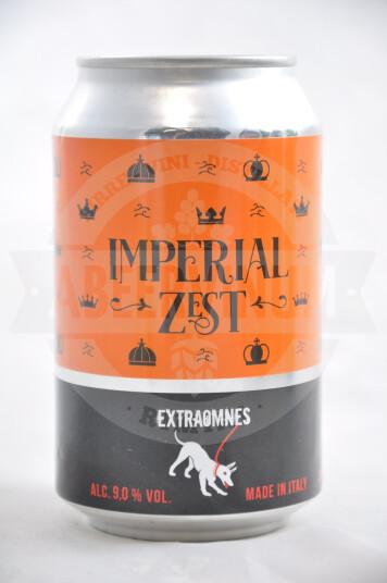 Birra Extraomnes Imperial Zest lattina 33cl
