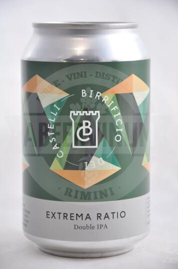 Birra Birrificio Dei Castello Extrema Ratio lattina 33cl