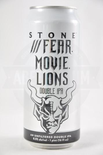 Birra Stone Fear Movie Lions lattina 47.3cl