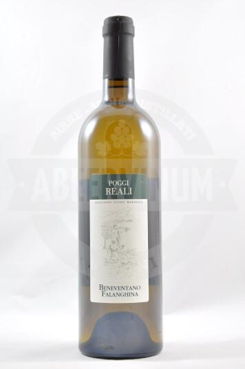 Vino Poggi Reali Beneventano di Falanghina IGT 2015 - Guido Marsella