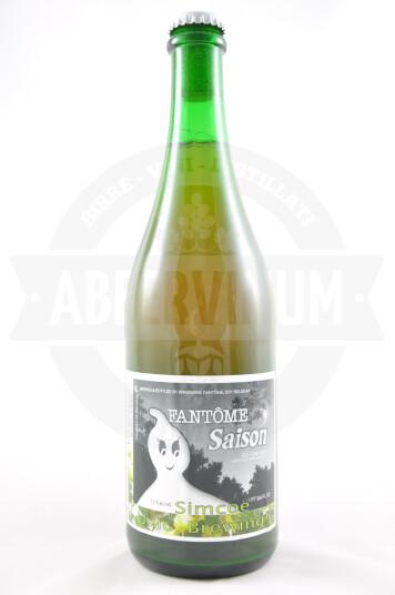 Birra Fantome Saison Simcoe Unic Brewing 75cl