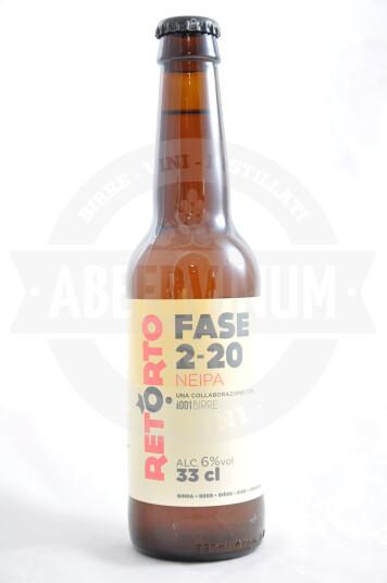 Birra Retorto Fase 2-20 33cl