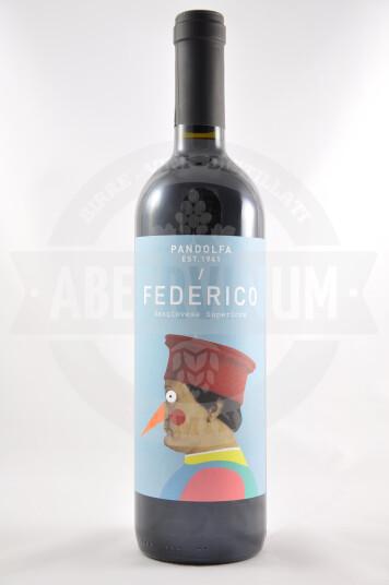 Vino Federico Sangiovese Superiore Romagna DOC 2018 - Pandolfa