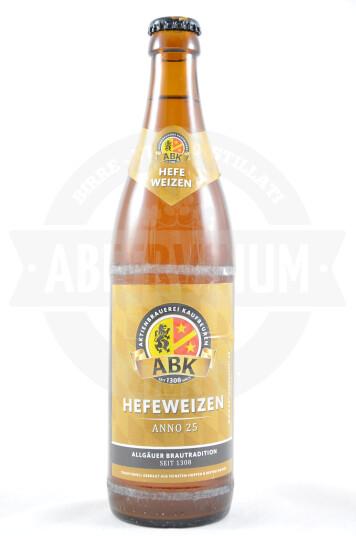 Birra Hefeweizen Anno 25 50cl