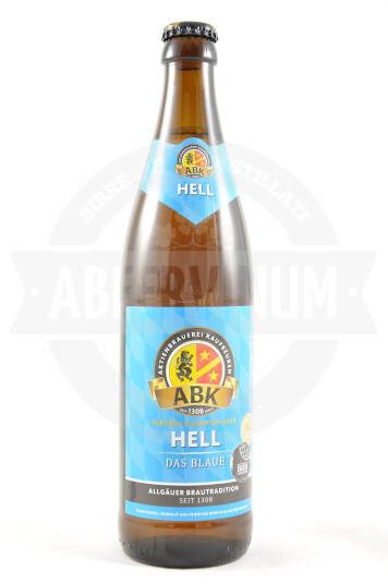 Birra Hell das Blaue  50cl