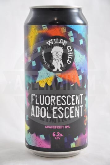 Birra Wilde Child Fluorescent Adolescent lattina 44cl