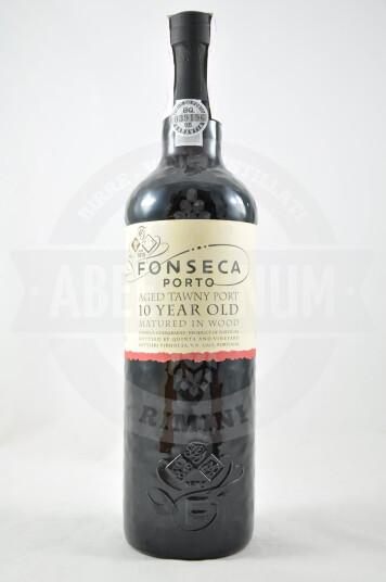 Vino Liquoroso Porto Aged Tawny Port 10 Yars Old - Fonseca