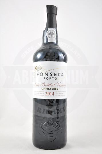 Vino Liquoroso Porto Late Bottled Vintage 2014 Unfiltered - Fonseca