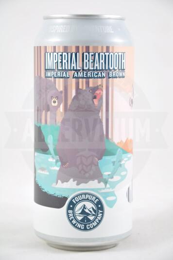 Birra Imperial Beartooth Lattina 44cl