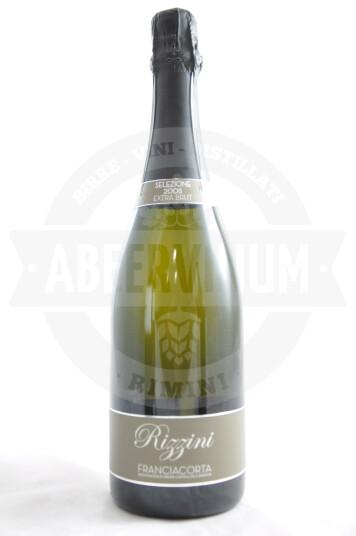 Vino Franciacorta DOCG Blanc de Blancs Selezione 2008 Extra Brut - Rizzini