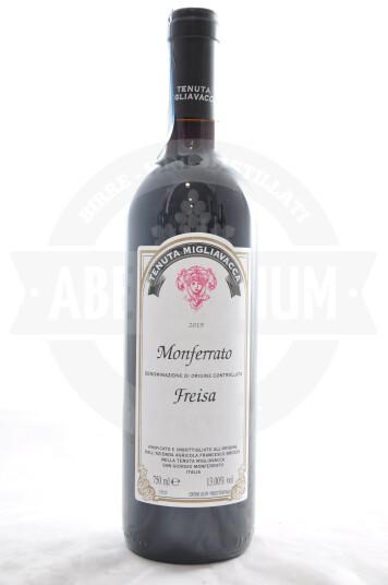 Vino Freisa Monferrato DOC 2019 - Tenuta Migliavacca