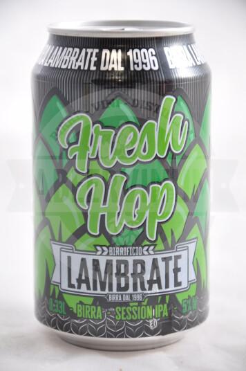 Birra Lambrate Fresh Hop lattina 33cl
