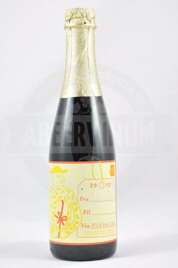 Birra Fra via til Grand Marnier barrels 37,5cl