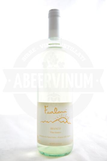 "Vino Bianco Alpino ""Selezione Damigiana"" - Furlani"