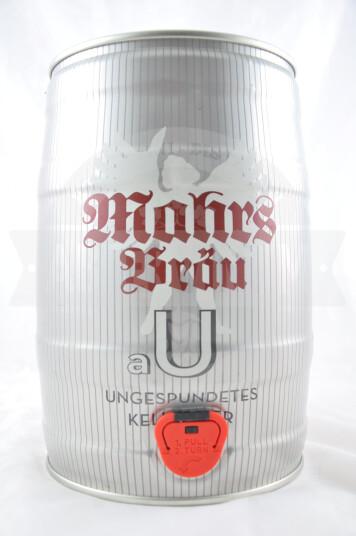 Birra Mahr's Ungespundet Keller keg 5l