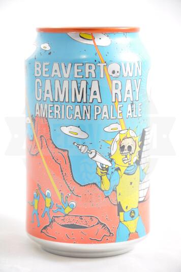 Birra Beavertown Gamma Ray lattina 33cl