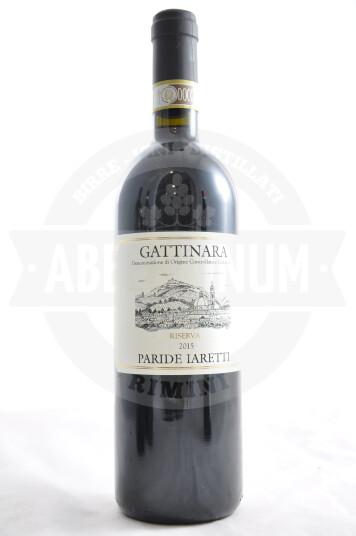 Vino Rosso Gattinara DOCG Riserva 2015 - Paride Iaretti
