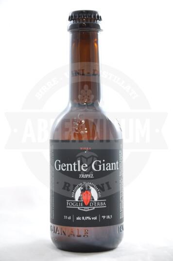 Birra Foglie d'Erba Gentle Giant 33cl