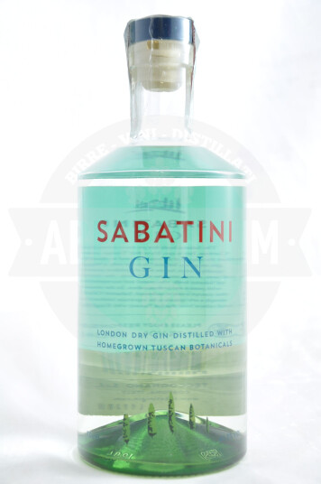Gin London Dry Sabatini 70cl - Thames Distillers