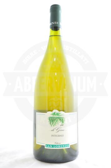 Vino bianco ...di Gino ... 2019 Magnum 150cl - San Lorenzo
