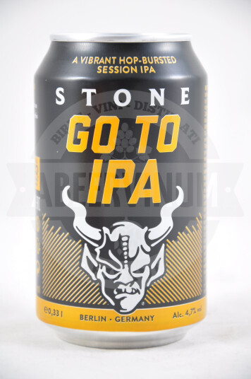 Birra Stone Go to IPA 33cl