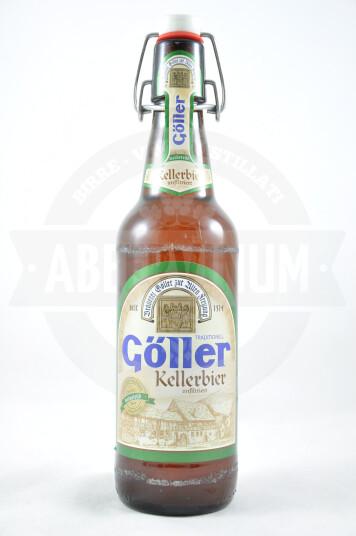 Birra Göller Kellerbier bottiglia 50cl