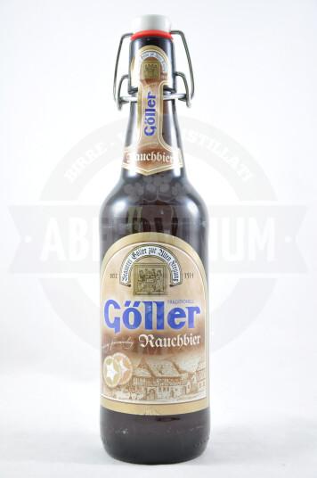 Birra Göller Rauchbier bottiglia 50cl