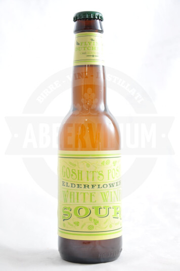 Birra Flying Dutchman Gosh It's Posh Elderflower White Wine Sour 33cl