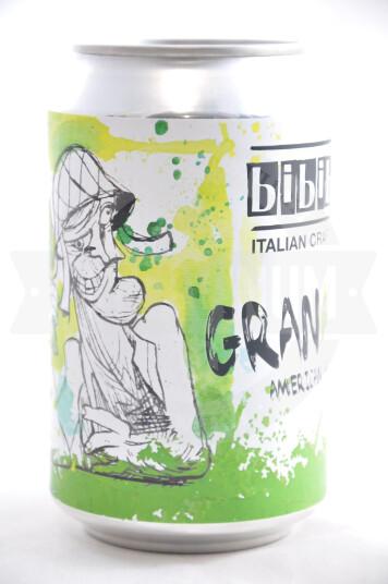 Birra Bibibir Granapa lattina 33cl
