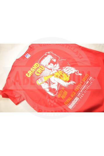 Maglietta Grand Cru M - Rosso