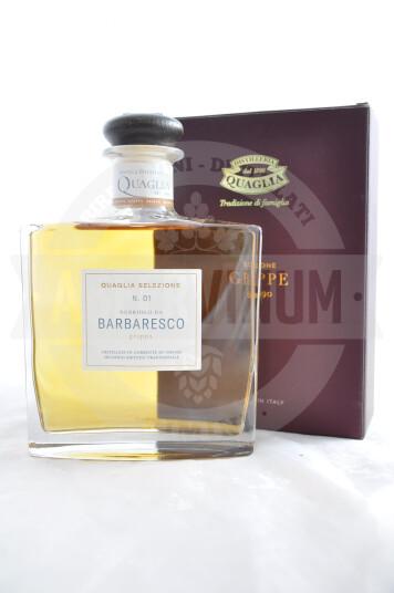 Grappa Nebbiolo da Barbaresco Selezione n.01 50cl - Antica Distilleria Quaglia